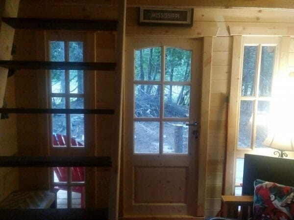2018 Bunkie Life Model Inside View