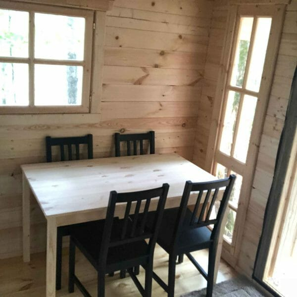 Bunkie Life 2018 Model Dining Table Chairs