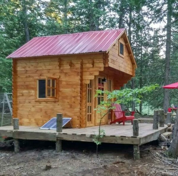 Bunkie Life 2018 Model Side View
