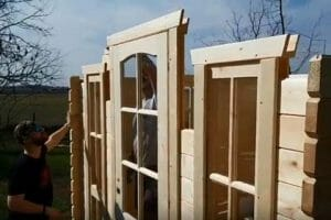 Bunkie Life Watch How Easy it is to Build a Bunkie