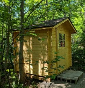 Bathroom Bunkie