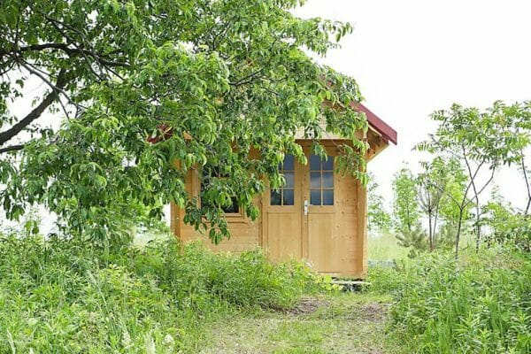 Bunkie Life Ontario Cabin Kits 2019 Model Outside View