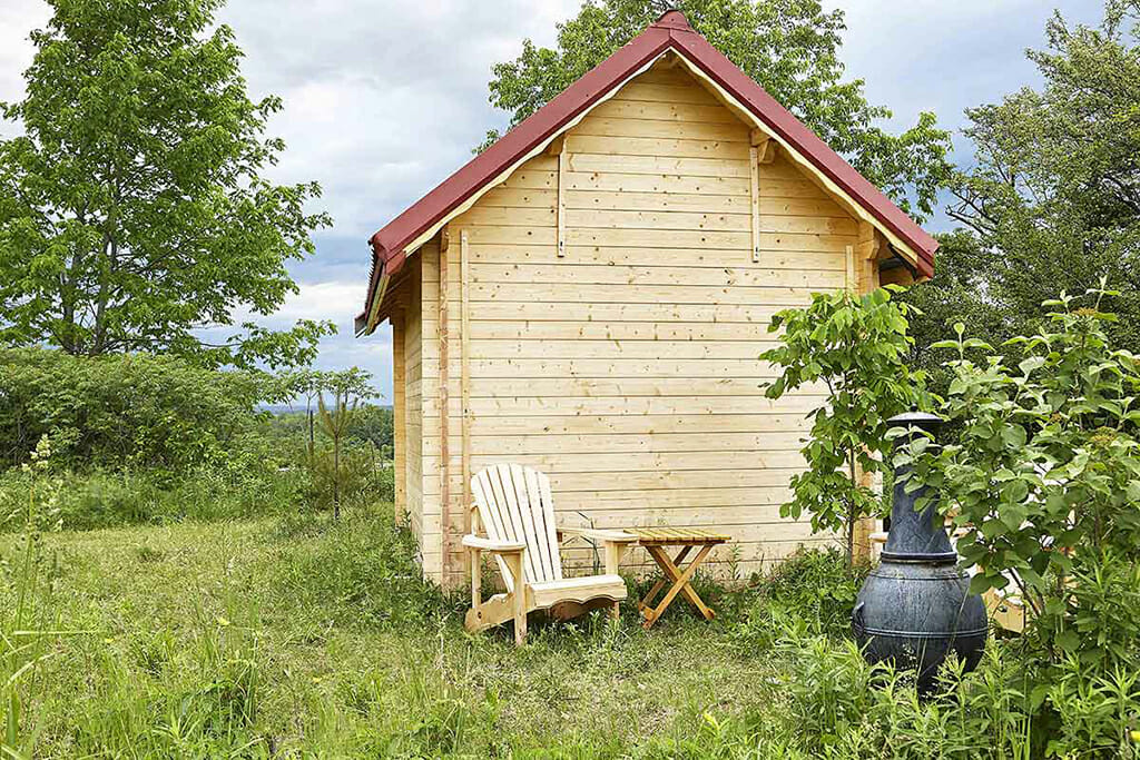 Ontario Cabin Bunkie Kits for Your Cottage or Backyard