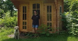 Bunkie Life recommends Sansin to stain and protect bunkie