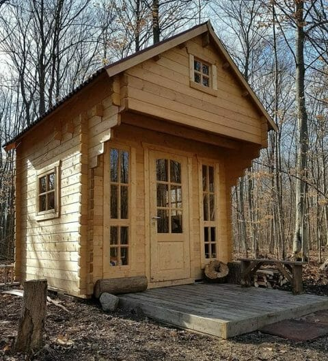 Ontario Bunkie Kits For A Backyard Bunkie Or